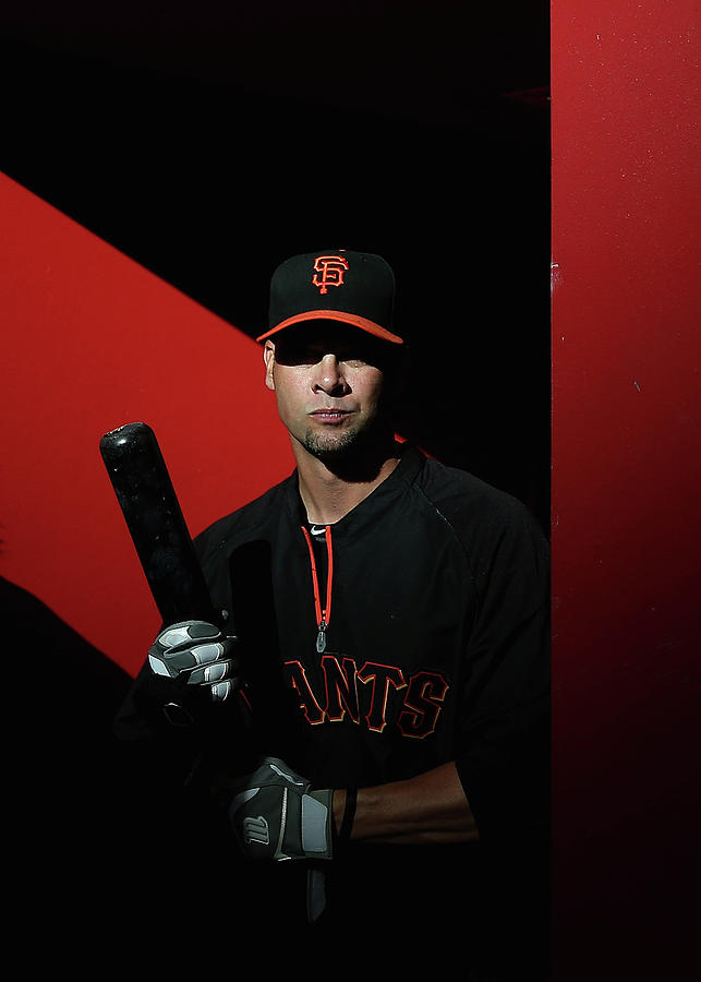 Ryan Vogelsong Photograph by Christian Petersen