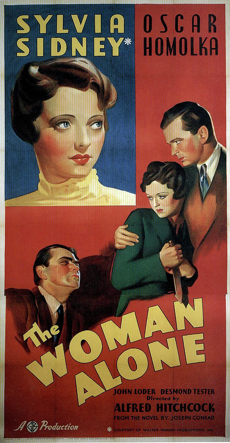 sabotage, With Sylvia Sidney, 1936 Mixed Media