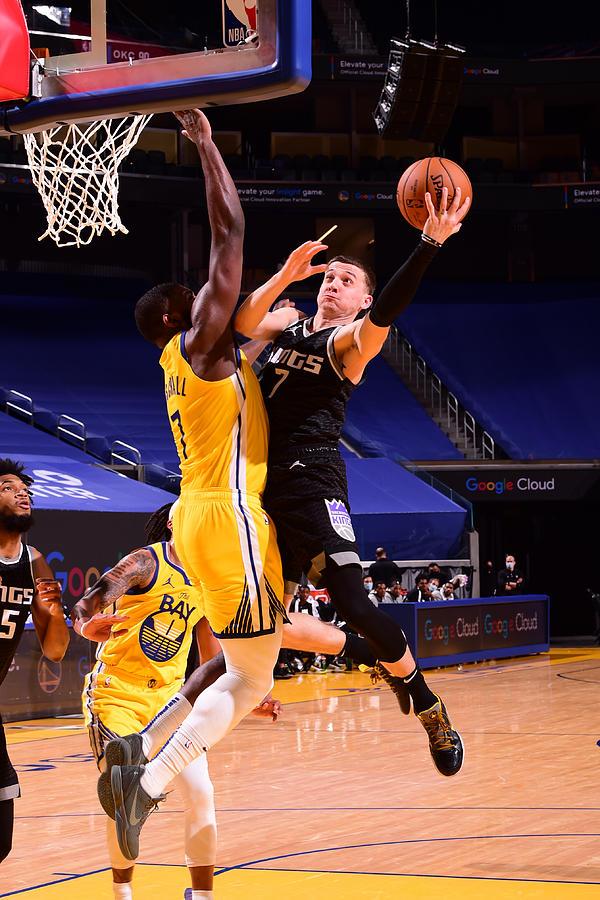 Sacramento Kings v Golden State Warriors Photograph by Noah Graham