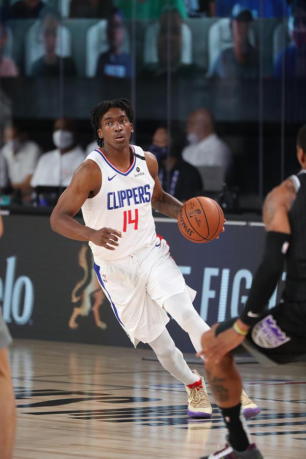 Sacramento Kings v LA Clippers Photograph by Joe Murphy