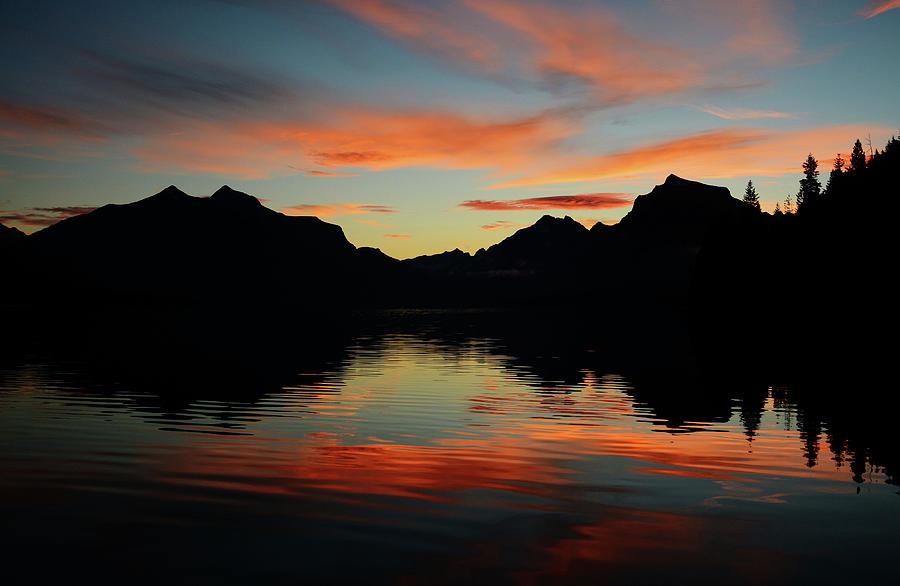 Sacred Dancing Sunrise Photograph