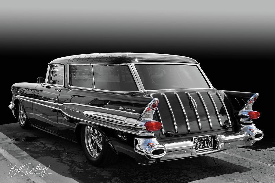 Safari Wagon by Bill Dutting