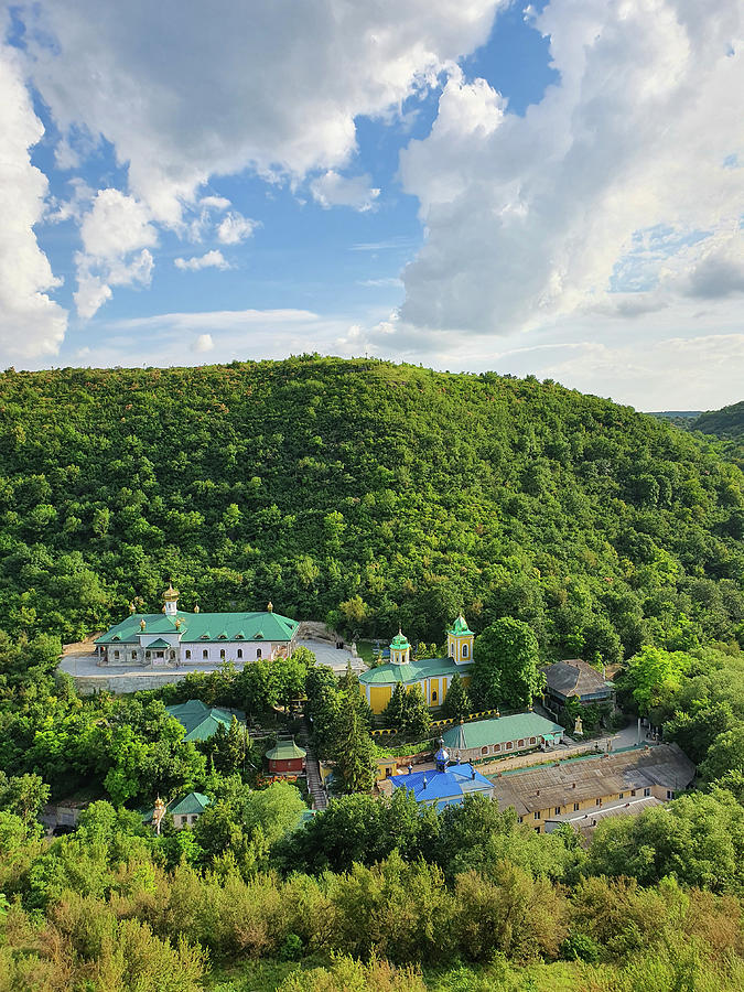 Saharna Monastery Photograph