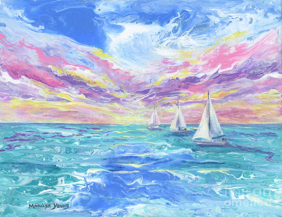 Sail Away by Marilyn Young