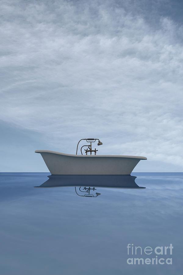 Sailing Away  by Clayton Bastiani