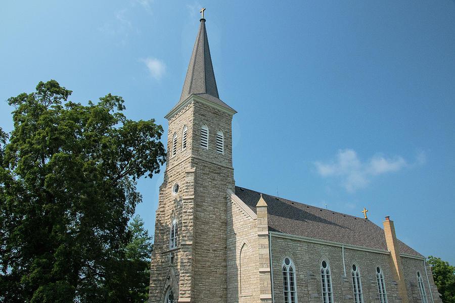 Saint Martin Church Photograph