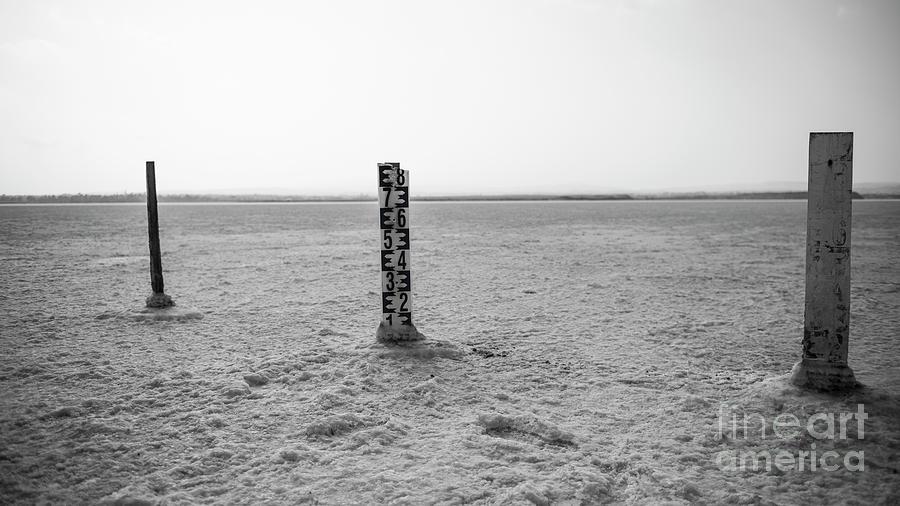 Salt Lake by Mirza Cosic