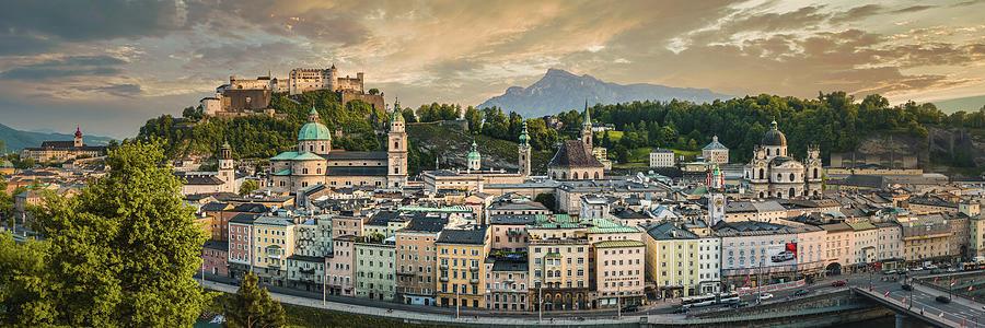 Salzburg by Dave Bowman