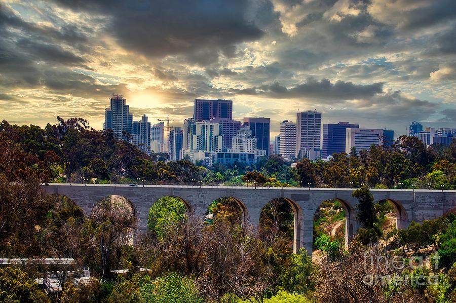 San Diego by Stan Townsend