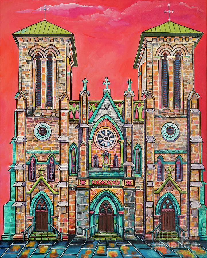 San Fernando by Patti Schermerhorn