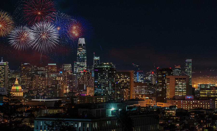 San Francisco NYE 2019-2020 by Bill Posner