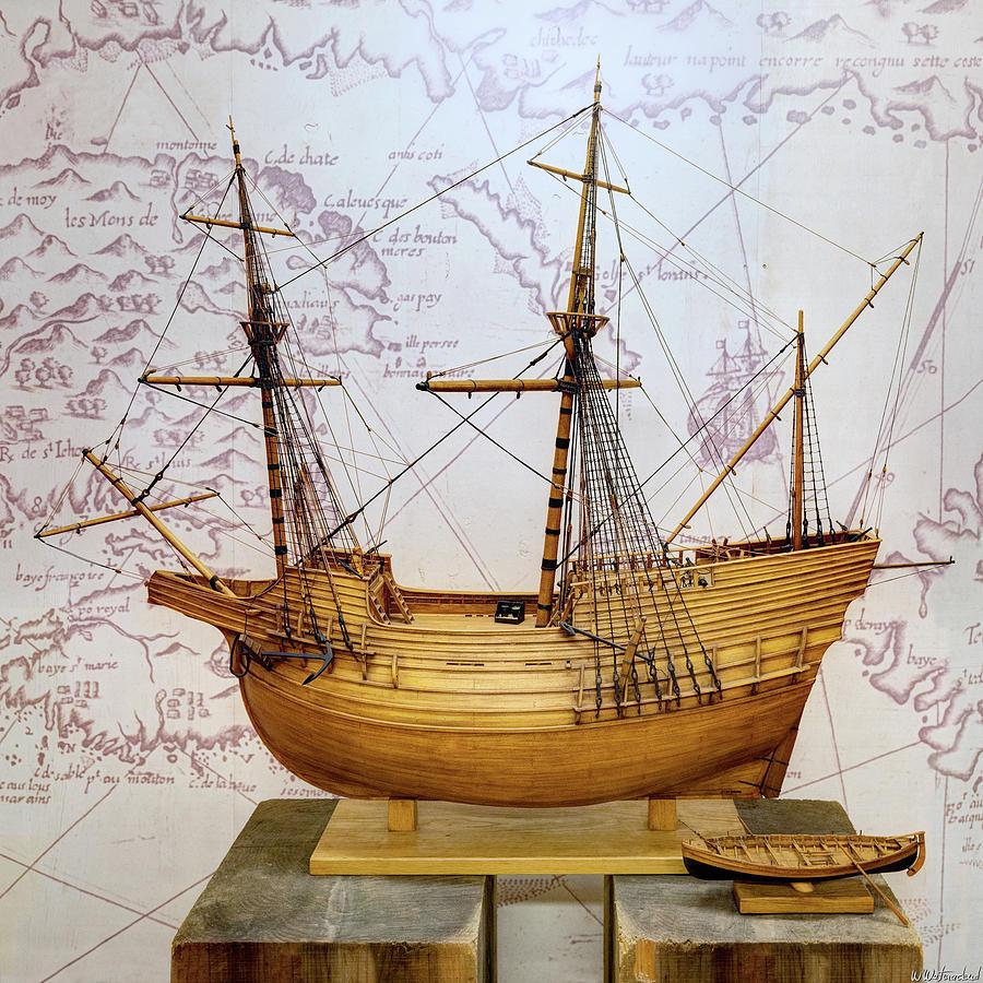 San Juan Galleon 01 by Weston Westmoreland