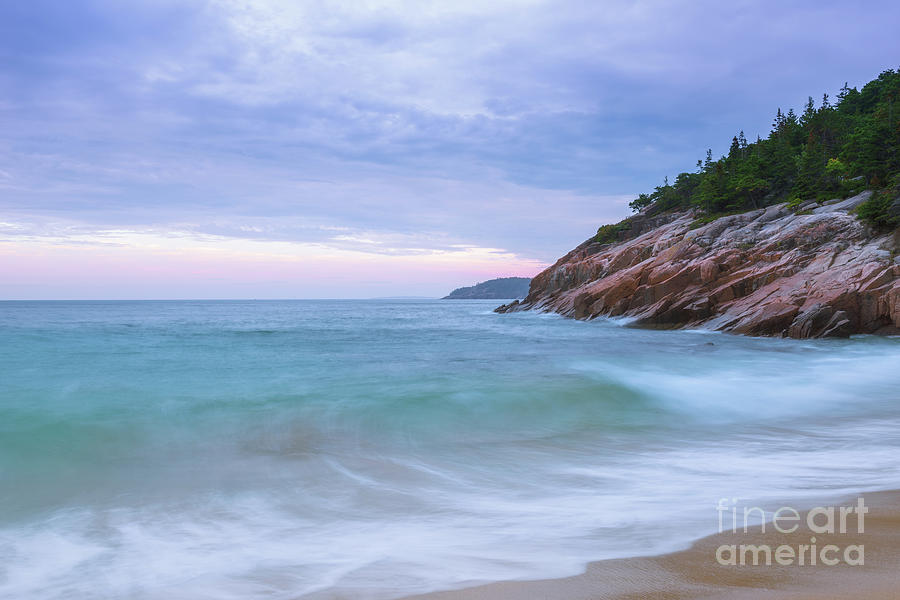 Sand Beach by Sharon Seaward