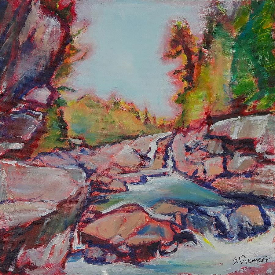 Sand River - 025 Of Celebrate Canada 150 Painting