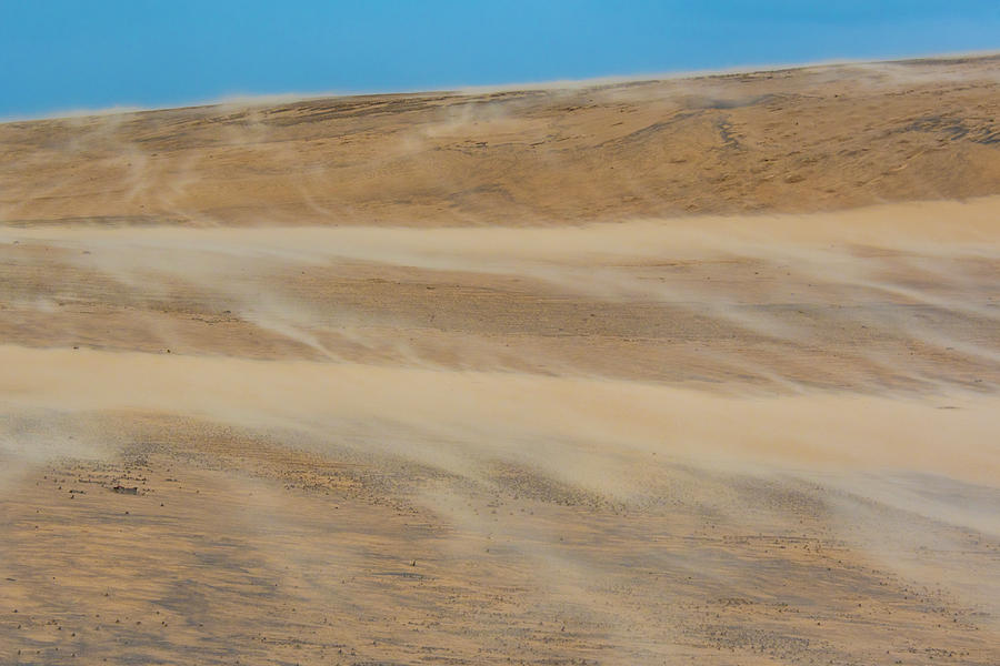 Outer Banks Photograph - Sands of Time by Melissa Southern