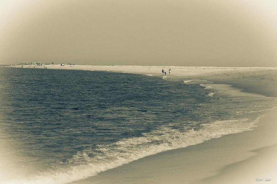 Sandy Hook N.j. Light Version Photograph