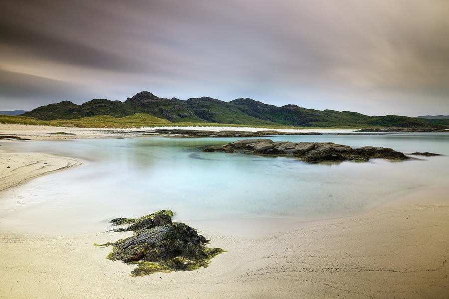 Ardnamurchan Photograph - Sanna Bay by Grant Glendinning