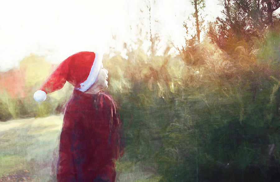 Santa Claus Is Coming To Town 3 by Andrea Anderegg