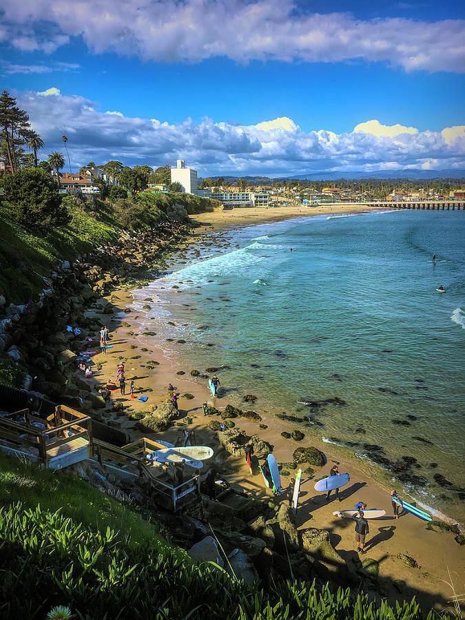 Santa Cruz Spring Photograph