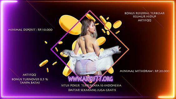 Aktifqq Agen Poker Agen Domino99 Bandarq Online Bandar Qq Terbaik Photograph By Xienny