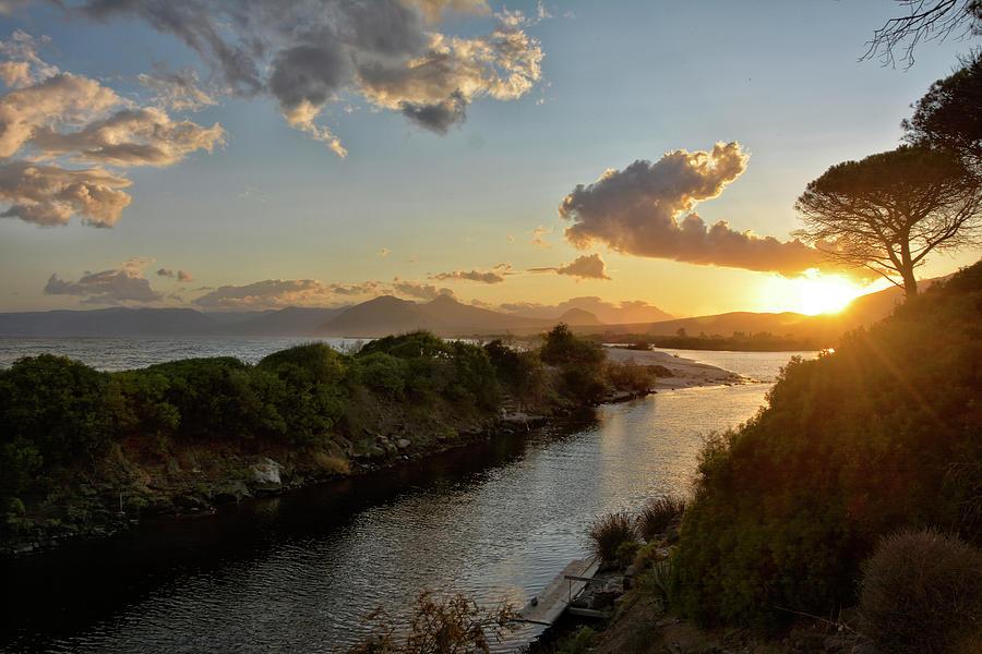 Sardinia Orosei Bay Photograph