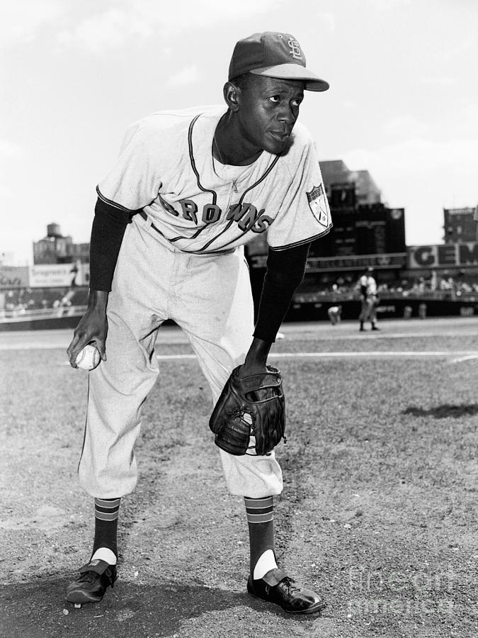 Satchel Paige Photograph by Kidwiler Collection