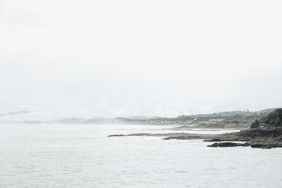 Scenic view of sea Photograph by Sisi Zheng / FOAP