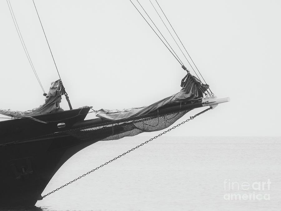 Schooner Bow Photograph