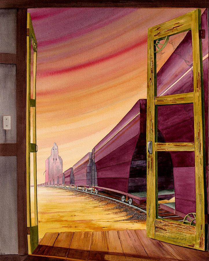 Screen Door by Scott Kirby