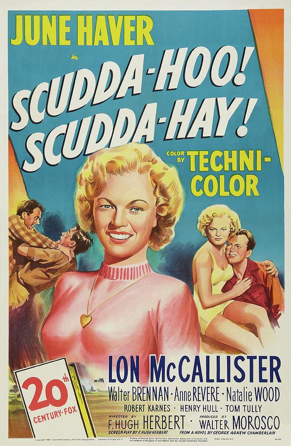 scudda-hoo Scudda Hay - 1948 Mixed Media