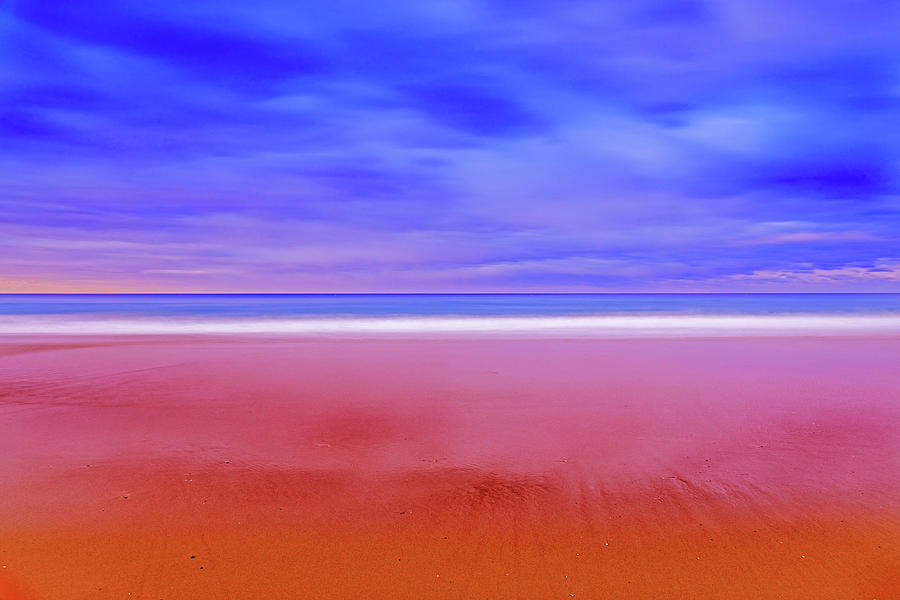 Sea Of Change Photograph