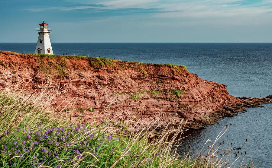 Sea Sentinel, Prince Edward Island Photograph