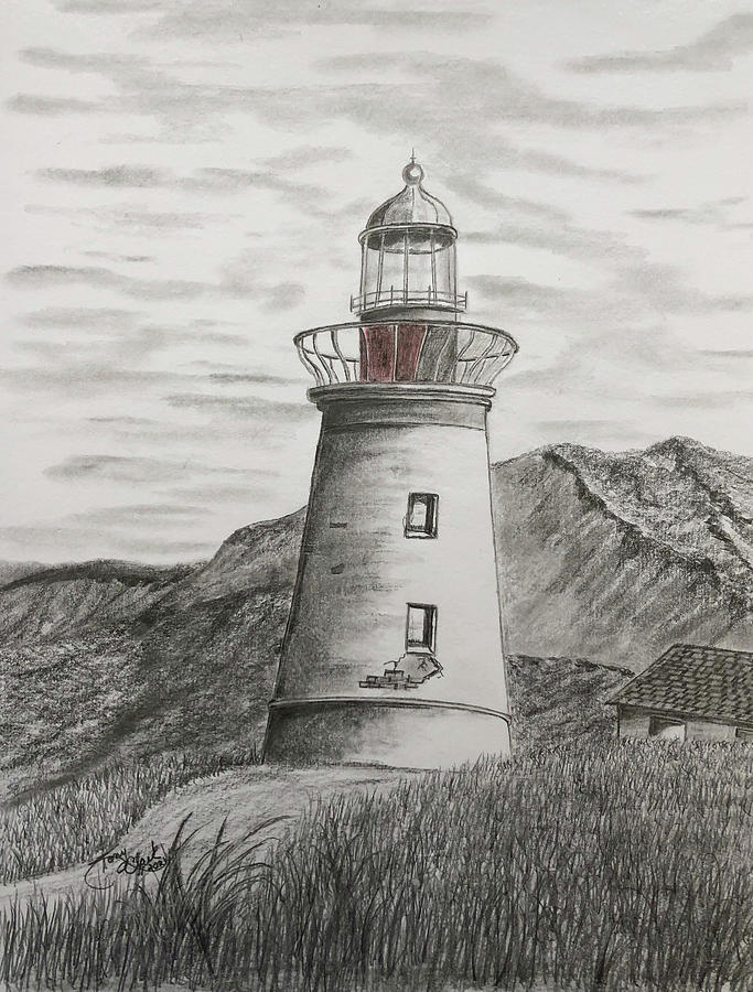 Sea Watch Drawing