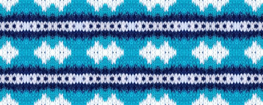 Seamless Ethnic Pattern. Wicker Norwegian Thread. Rug Macrame Old Design. National Style. Factory Rhombus Weaving. Woven Tapestry Beige Print. Drawing