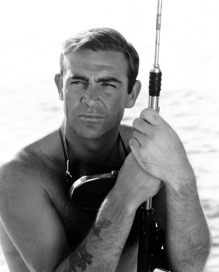 SEAN CONNERY in THUNDERBALL -1965- EON/UNITED ARTISTS by Album