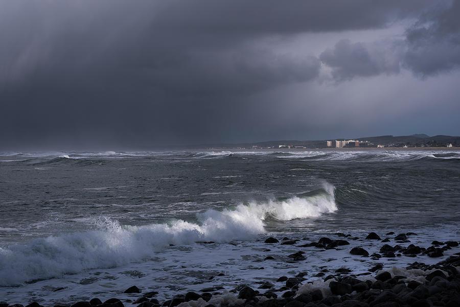 Seaside Weather by Robert Potts