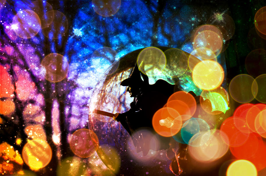 Season Of The Witch IIi Photograph