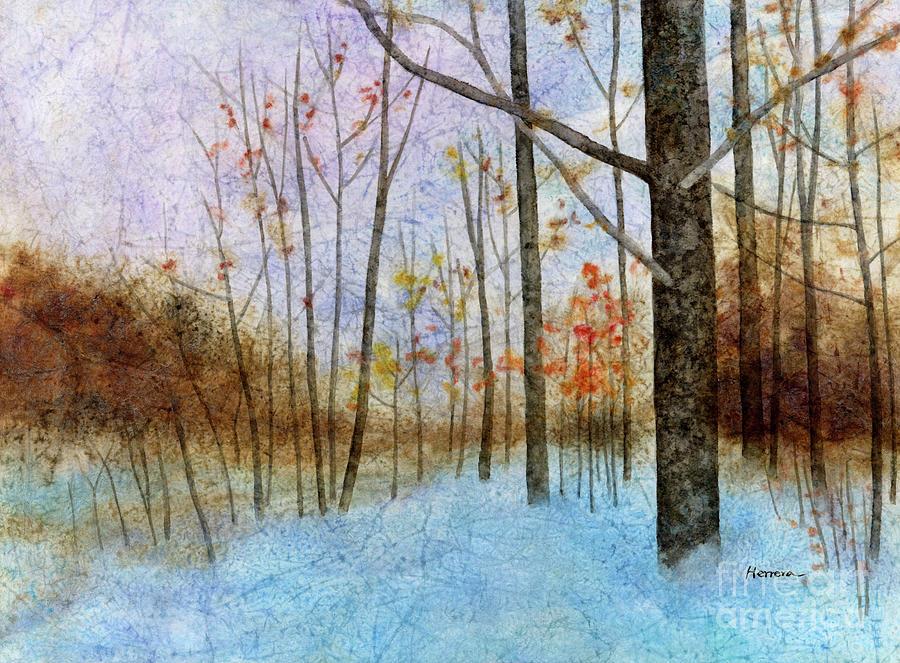 Seasons End Painting