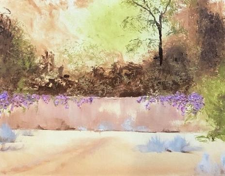 Secluded Place by Donna Joy Cavaliere