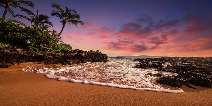 Maui Photograph - Secret Beach by Ryan Smith