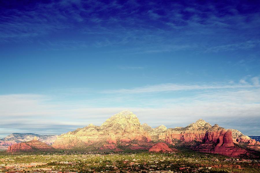 Sedona Sky by Alexey Stiop