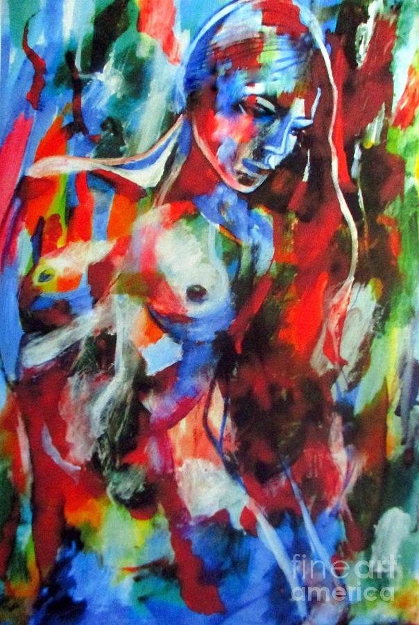 Deep radiance by Helena Wierzbicki