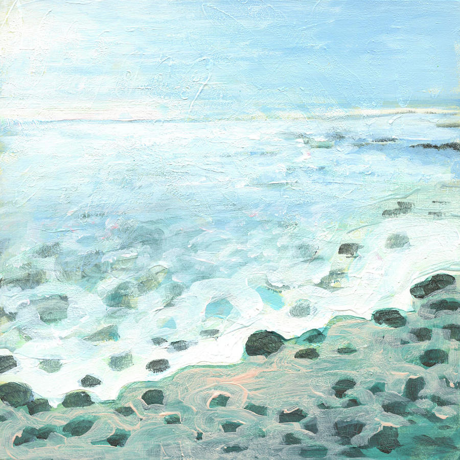 Seeking Calm Painting