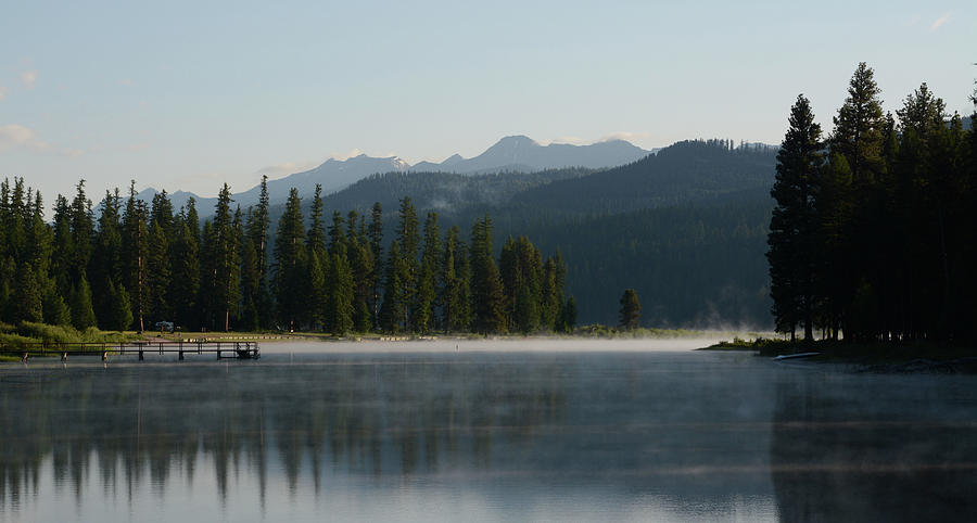 Seeley Lake Photograph