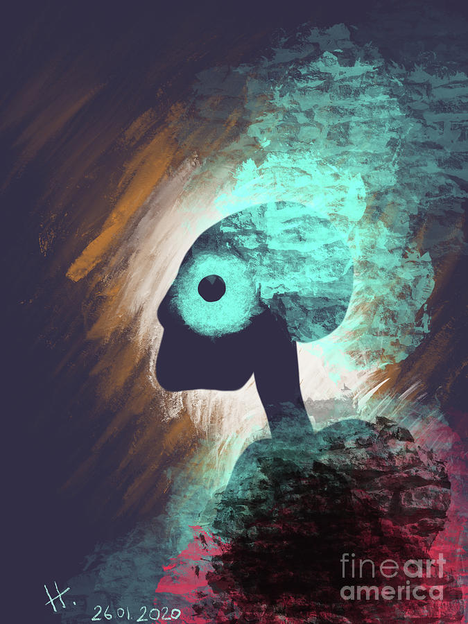 Seer Digital Art By Hayrettin Karaerkek