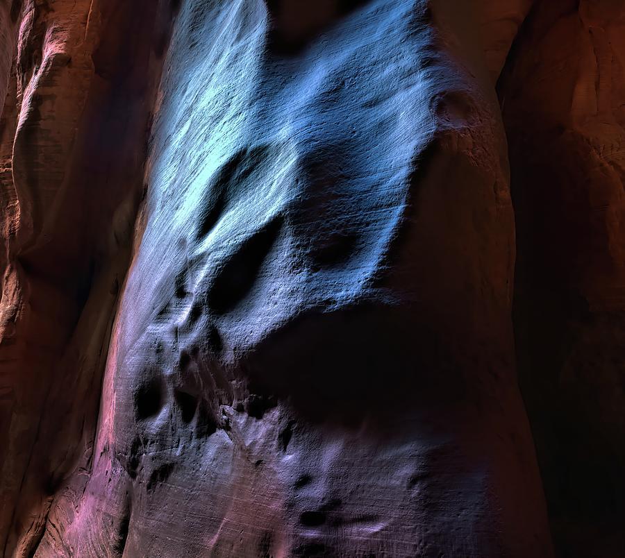 Sensuous Canyon Beauty Photograph