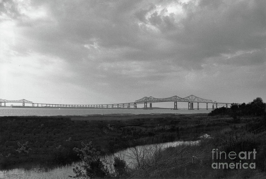 September 1999 - Cooper River Bridges Photograph