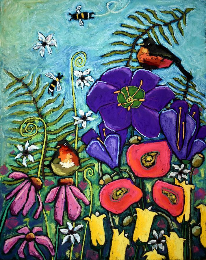 Serenade To Spring Painting