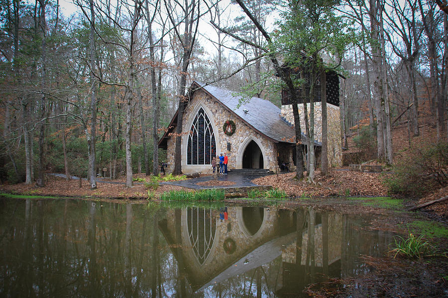 Serene Chapel by Richard Parks