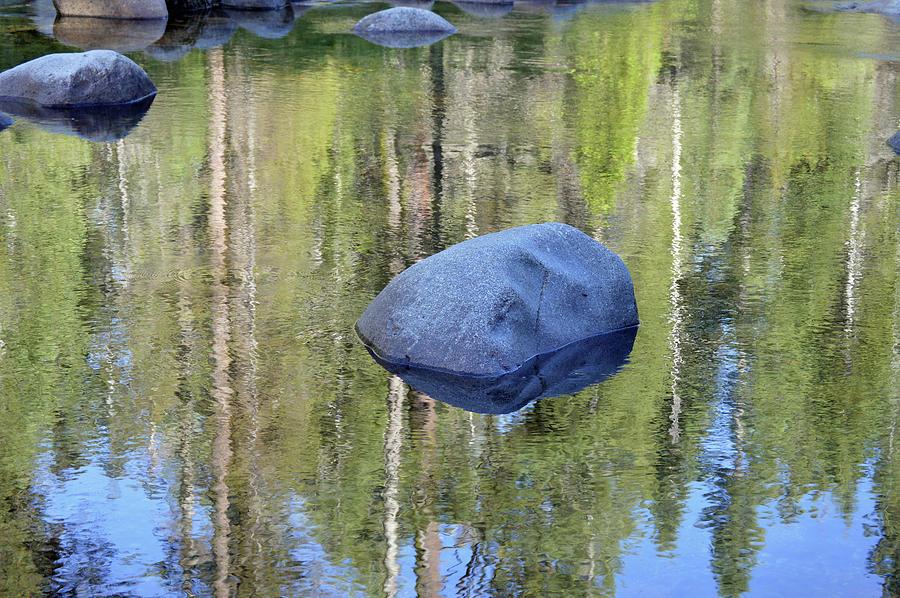 Serene Dinkey Creek Photograph